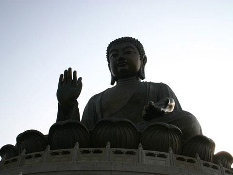 Thumbnail: Worlds largest bronze Buddha statue