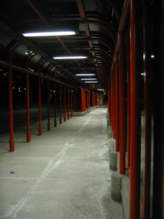 Thumbnail: Lincoln Fields bus station