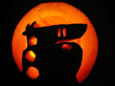 Thumbnail: Cheat pumpkin carving