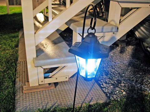 Thumbnail: Moonray solar-powered lanterns