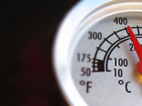 Thumbnail: Barbecue thermometer