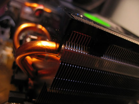 Thumbnail: Large CPU heatsink
