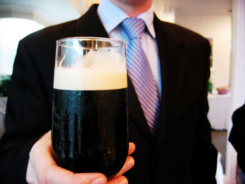 Thumbnail: Glass of guiness