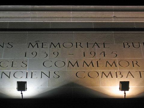 Thumbnail: War memorial