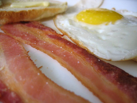 Thumbnail: Dry bacon