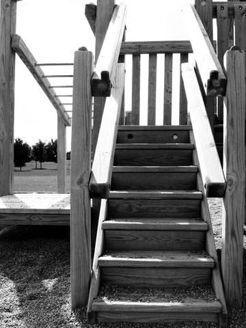 Thumbnail: Playground stairs