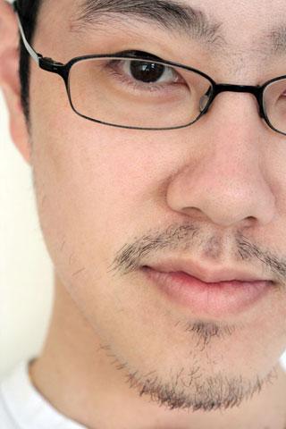 Thumbnail: Sparse beard