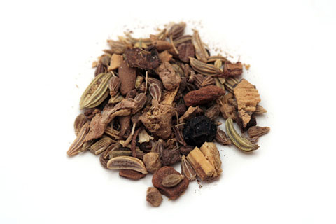 Thumbnail: Chai tea
