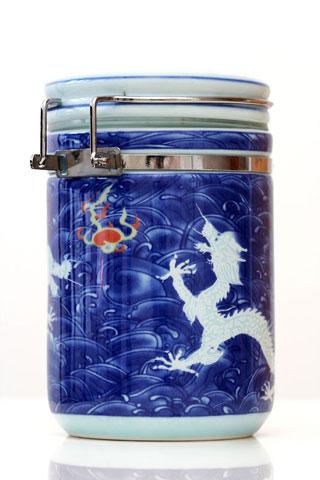 Thumbnail: Air-tight tea container