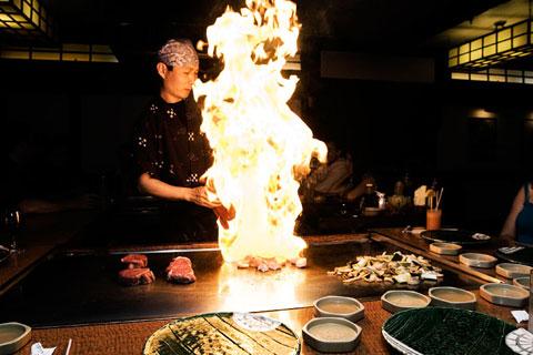 Thumbnail: Teppanyaki Flare