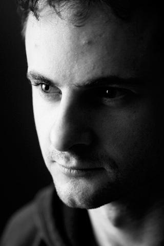Tyler side portrait