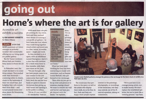 An article in the Metro.