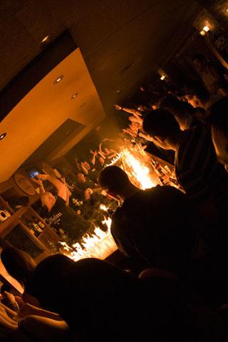 Inside The Whiskey Bar