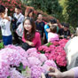 Thumbnail: People and flowers