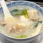 Thumbnail: Fish balls and pork rice noodles