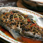 Thumbnail: steamed fish with black bean sauce and minced pork