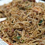 Thumbnail: fried noodles with bean sprouts and bbq pork