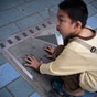 Thumbnail: Jet Li handprints