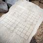 Thumbnail: Chinese checkers stone