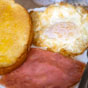 Thumbnail: Ham egg bread