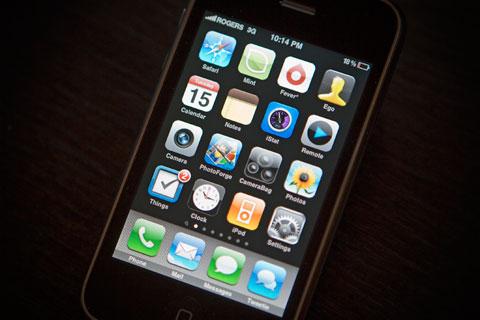 Things iPhone app