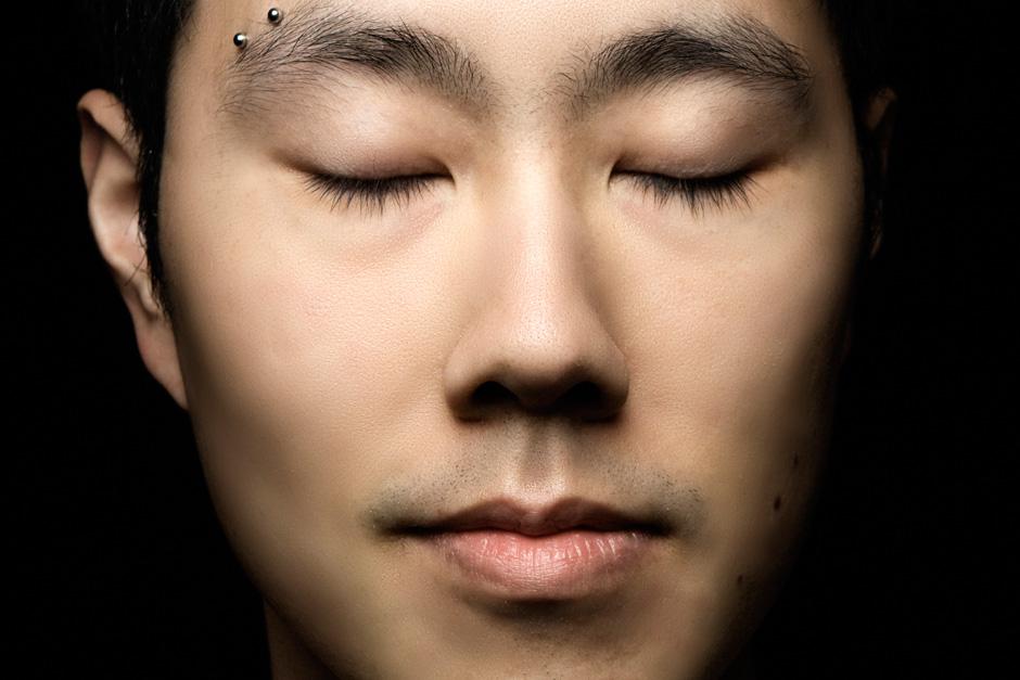 Horizontal Eyebrow Piercing   equivocality