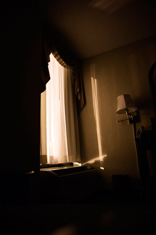 Bright window