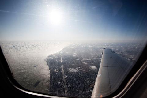 Chicago to Ottawa