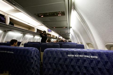 Plane in St. Louis