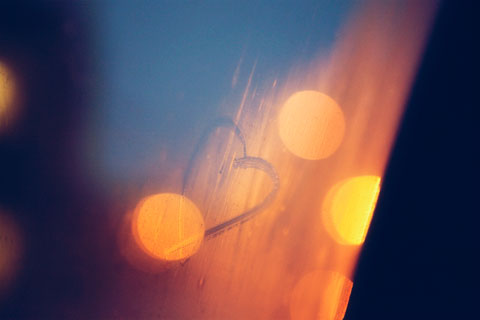 Thumbnail: Heart in the window