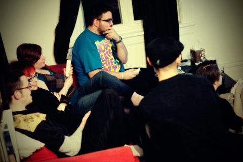 Thumbnail: Games night