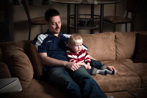 Thumbnail: Aaron and Ryan portrait