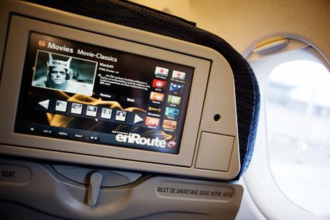 Thumbnail: Seat screen