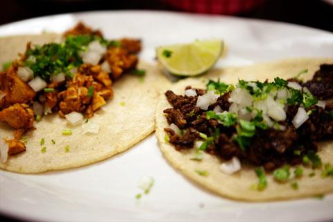 Thumbnail: Real tacos