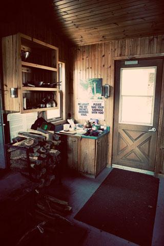Thumbnail: Cabin interior