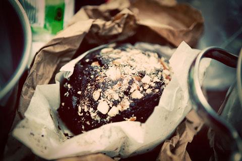 Thumbnail: Honey chocolate cake