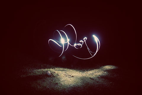 Thumbnail: Painting with light 2