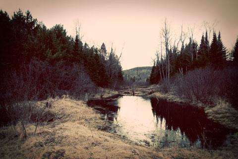 Thumbnail: Small pond