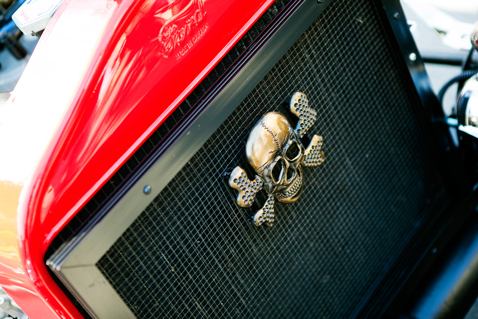 radiator ornament