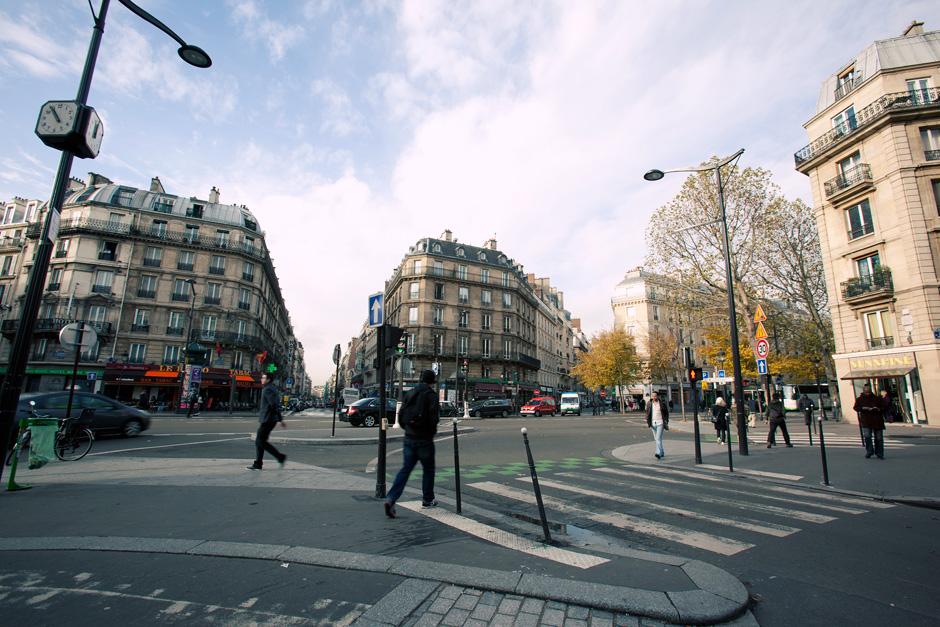 still in Paris