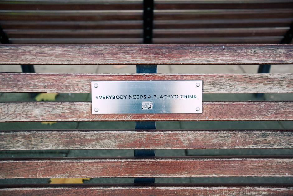 London bench