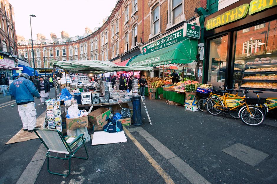 Brixton Market outdoors 3