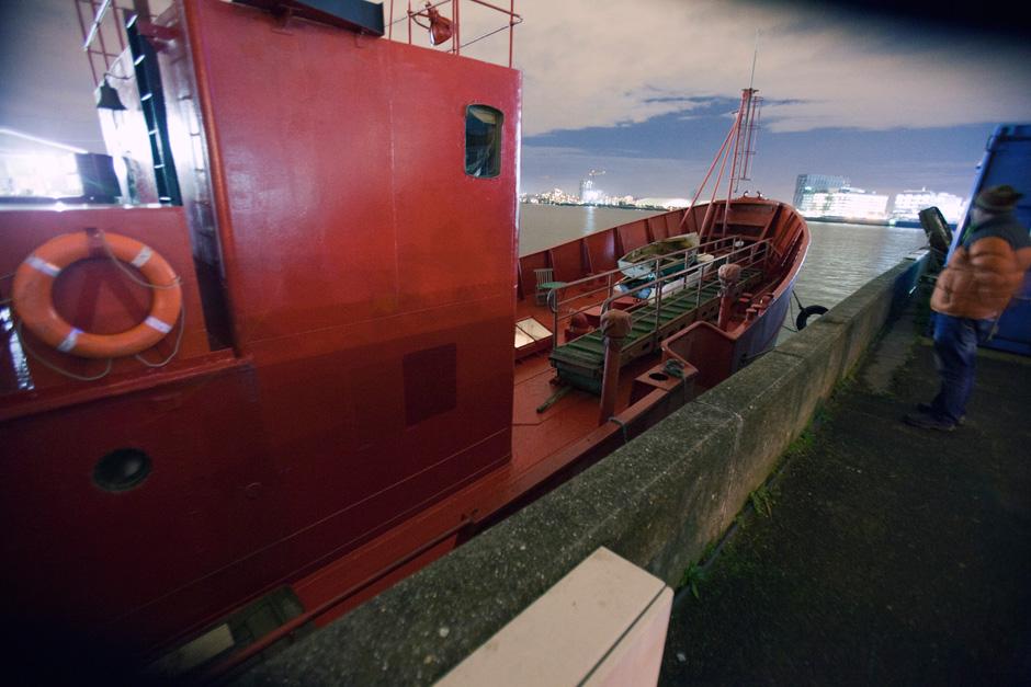 Michele's boat