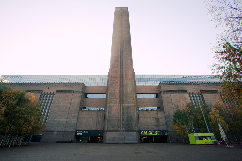 Tate Modern front