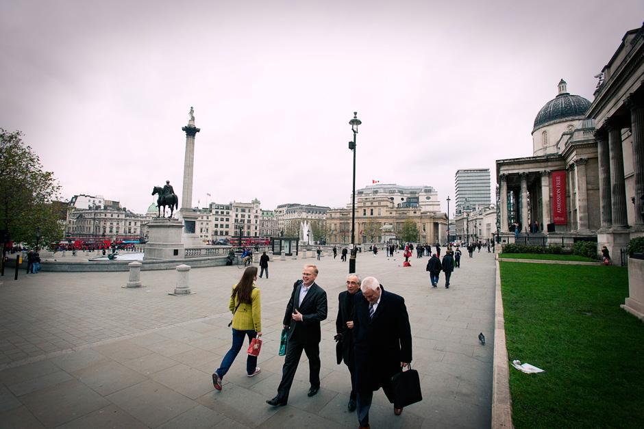 Trafalgar Square 1