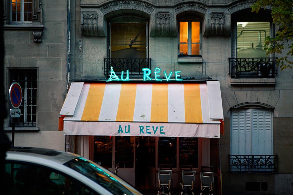 Au Reve restaurant