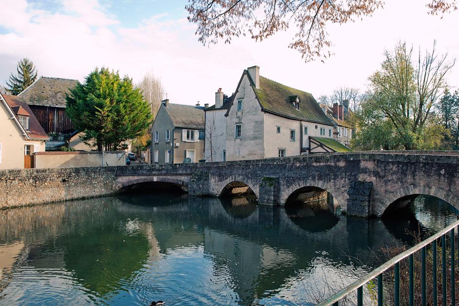 Chartres bridge