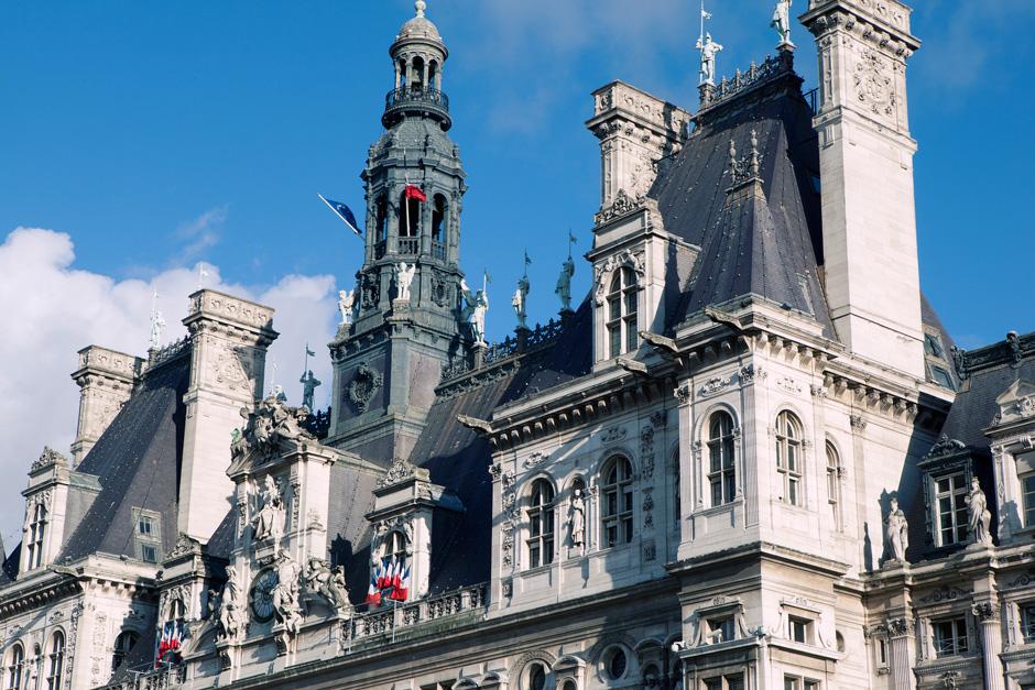 Hotel de Ville detail