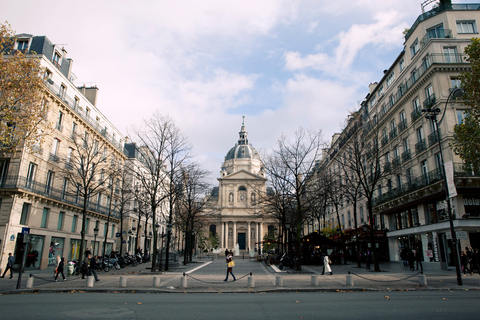 France day 6 paris equivocality for Hotel sorbonne