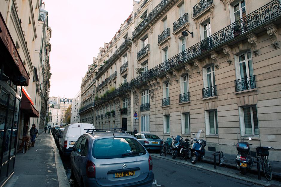 Paris streets 1